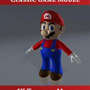 Super Mario 3d model