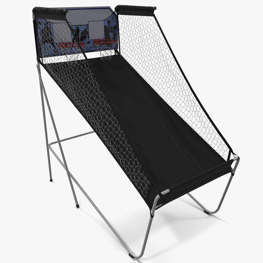 Juego de baloncesto electrónico Spalding 4020 royalty-free modelo 3d - Preview no. 2