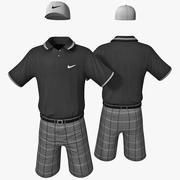 Golf Kıyafetleri 2 3d model