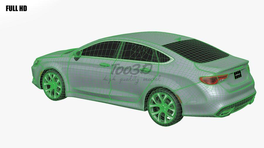 200_L2 royalty-free 3d model - Preview no. 11