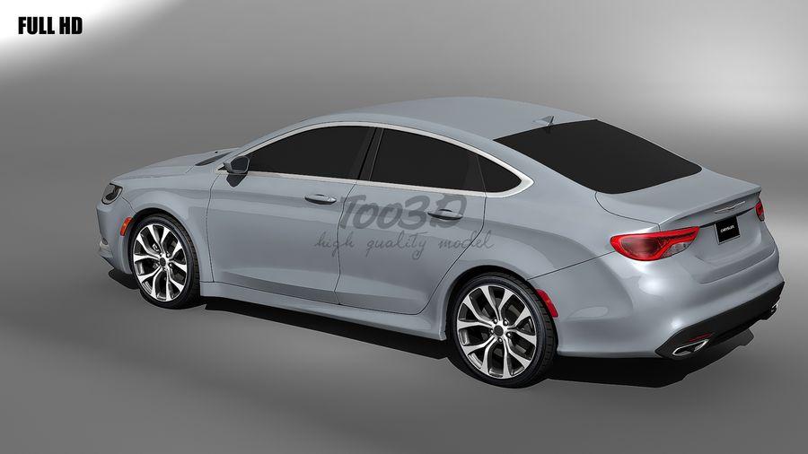 200_L2 royalty-free 3d model - Preview no. 5