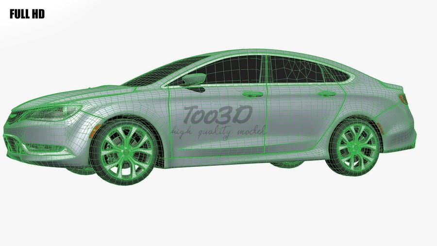 200_L2 royalty-free 3d model - Preview no. 12