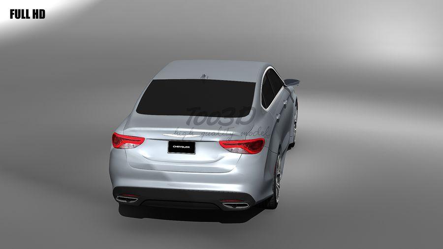 200_L2 royalty-free 3d model - Preview no. 6