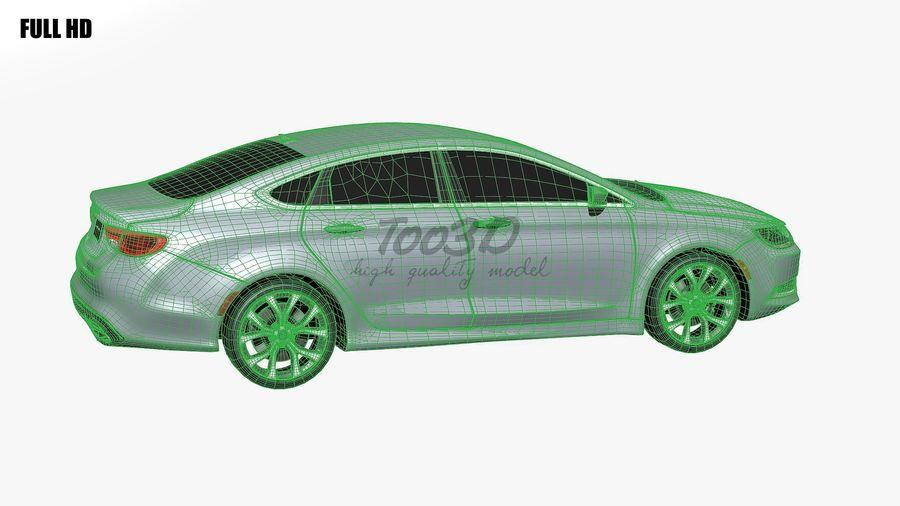 200_L2 royalty-free 3d model - Preview no. 9