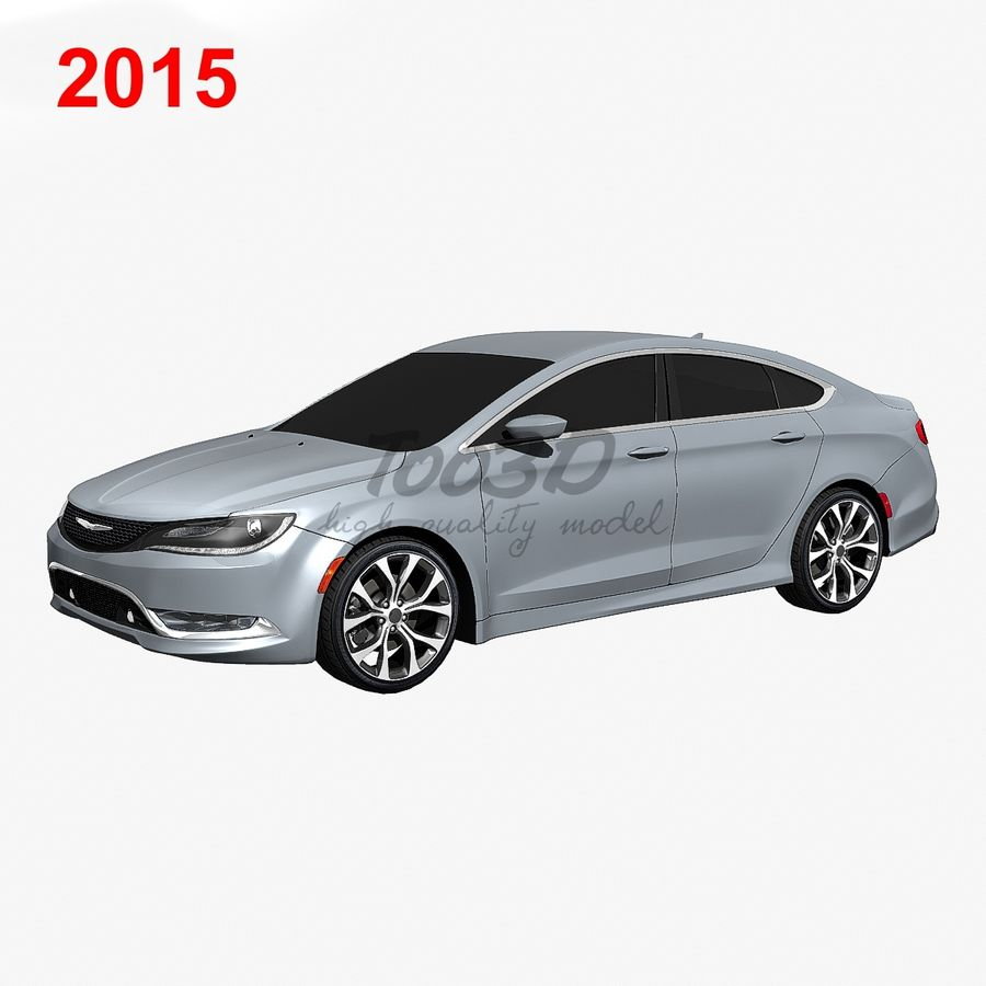 200_L2 royalty-free 3d model - Preview no. 1