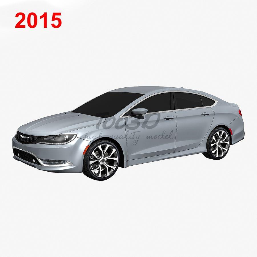 200_L3 royalty-free 3d model - Preview no. 1