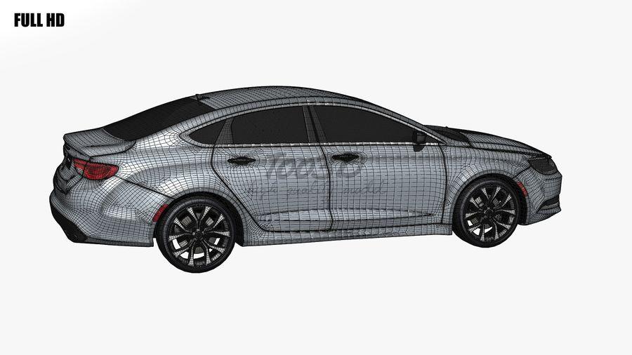 200_L3 royalty-free 3d model - Preview no. 3