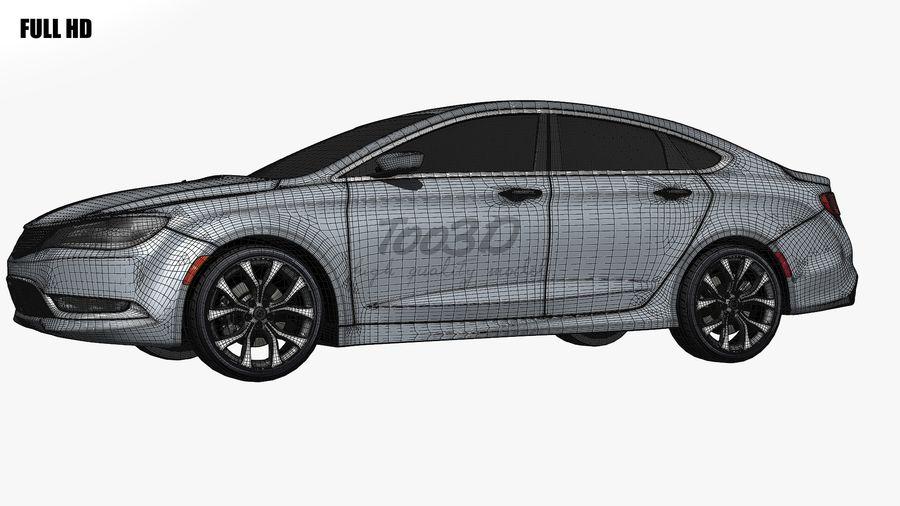 200_L3 royalty-free 3d model - Preview no. 13