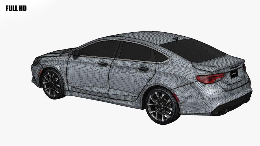 200_L3 royalty-free 3d model - Preview no. 12