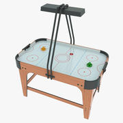 Air Hockey 3d model