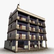 Urban Building 02, Accessible 3d model