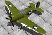 CAC Boomerang 3d model
