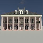 Plantation House 3d model