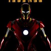 Iron man concept 3d model
