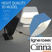 Dizayn lamba - Zeytin by Numero 111 - Cinna Ligne Roset 3d model