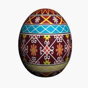 Paskalya yumurtası 3d model