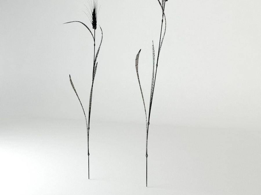 잔디와 식물 메가 팩 royalty-free 3d model - Preview no. 20