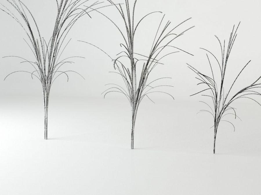 잔디와 식물 메가 팩 royalty-free 3d model - Preview no. 18