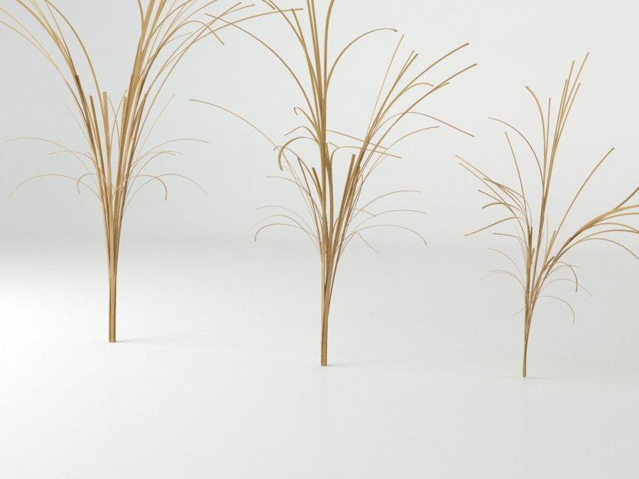 잔디와 식물 메가 팩 royalty-free 3d model - Preview no. 17