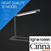 Dizayn lamba - Draad by Bernard Moise - Ligne Roset - Cinna 3d model