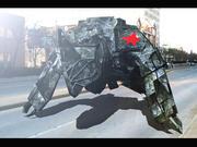 惊人的人2犀牛机甲 3d model