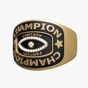 Champion Ring 3d model