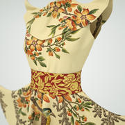Chinese Dress 3d model