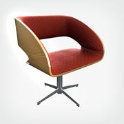 Кресло Шарлотта 3d model