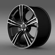 Cerchio Audi R8 V10 Exclusive 3d model