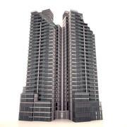 Skyscrapers 3d model