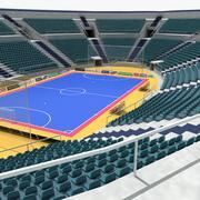 Futsal 3d model