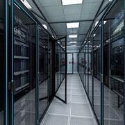 Centrum serwerów 3d model