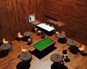 Basic Pub Scene 3d model