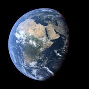 Photorealistic Earth 32k 3d model