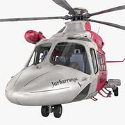AgustaWestland AW139 2 3d model