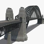 Sydneys hamnbro 3d model