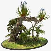 エイリアンツリー 3d model