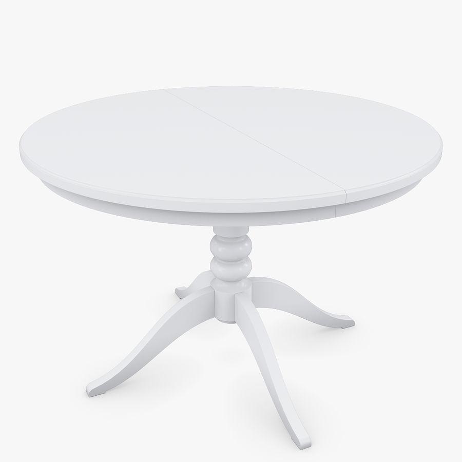 Table A Rallonge Ikea Liatorp Blanche Modele 3d 19 Obj Max Fbx 3ds Free3d