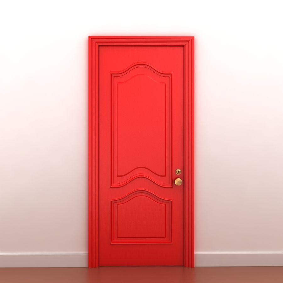 Porta royalty-free 3d model - Preview no. 6