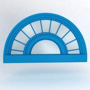 La fenêtre 3d model