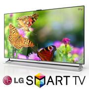LG ULTRA HD SMART TV 65 inch 65LA970V 3d model