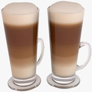 Kaffe 01 3d model