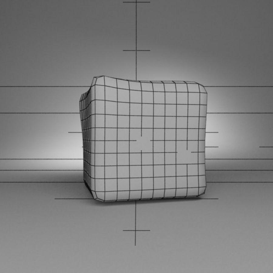 Ghiaccio royalty-free 3d model - Preview no. 13