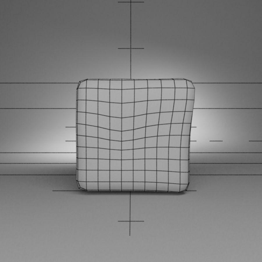 Ghiaccio royalty-free 3d model - Preview no. 8