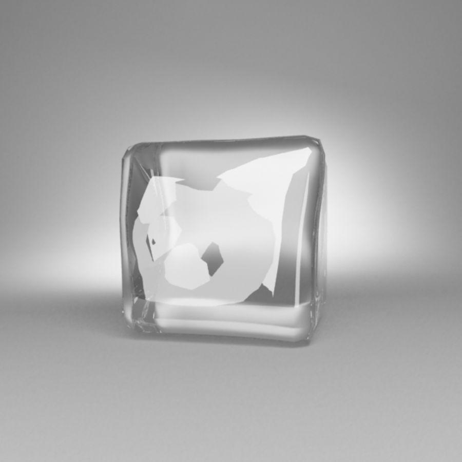 Ghiaccio royalty-free 3d model - Preview no. 2
