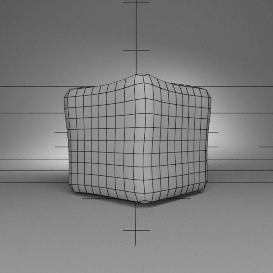 Ghiaccio royalty-free 3d model - Preview no. 12