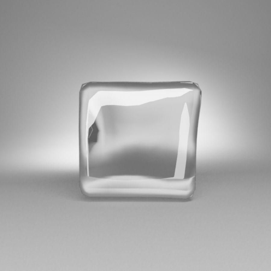 Ghiaccio royalty-free 3d model - Preview no. 1