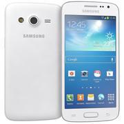 Samsung Galaxy Core Lte White 3d model