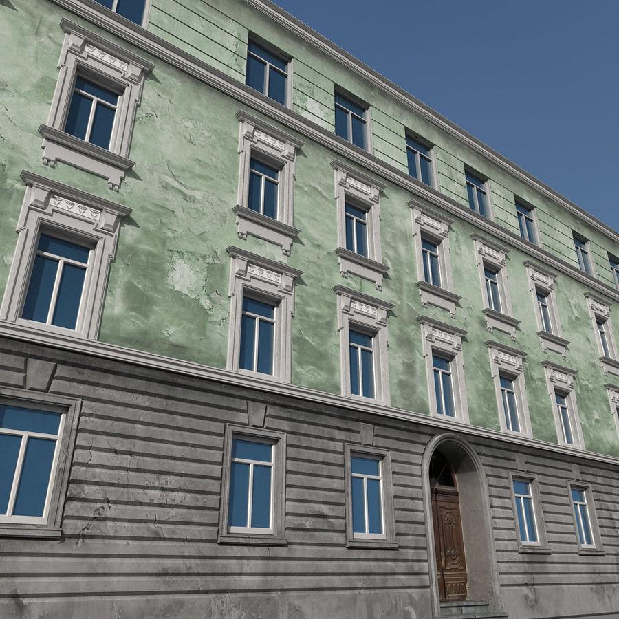 유럽 건축물 140 royalty-free 3d model - Preview no. 4