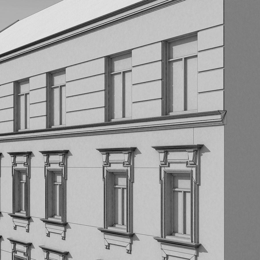 유럽 건축물 140 royalty-free 3d model - Preview no. 15